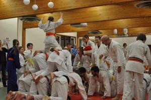 Judo XMAS Party 2015 4