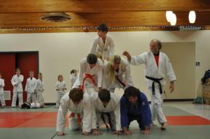 Judo XMAS Party 2105 5