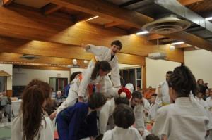 Judo Xmas Party 2015 7