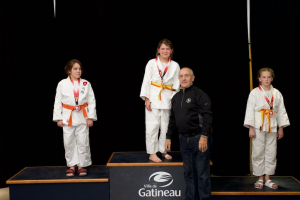 Gatineau judo tournament nov 19 2017 rory medal